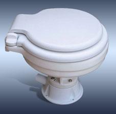 North West Marine Distributors - Lavac Toilets - The Popular - Lavac