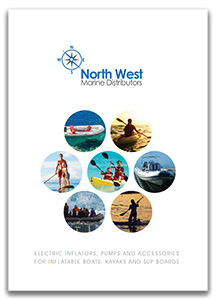North West Marine Electric Inflatable Boats pumps catalogue